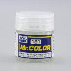 Semi-Gloss Super Clear Semi-Gloss