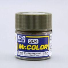 Mr. Color (10 ml) Olive Drab FS34087