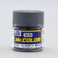 Gray Fs36118 Semi-Gloss