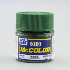 Light Green Semi-Gloss