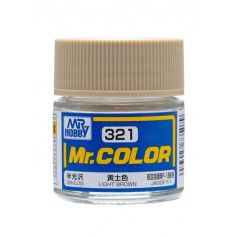 Mr. Color (10 ml) Light Brown