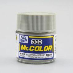 Mr. Color (10 ml) Light Aircraft Gray BS381C 627