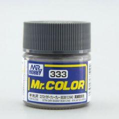 C-333 Mr. Color (10 ml) Extra DarK Seagray BS381C 640