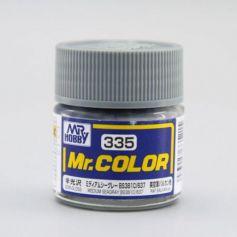 Medium Seagray Bs381c 637 Semi-Gloss