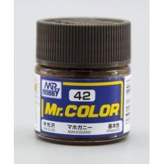 Mahogany Semi-Gloss