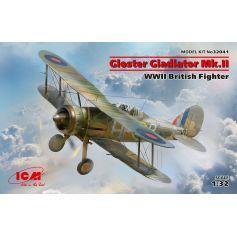 Gloster Gladiator Mk.II WWII British Fighter 1/32
