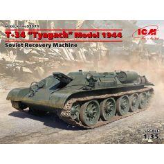 T-34 Tyagach Model 1944 1/35