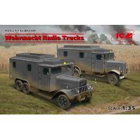 Wehrmacht Radio Trucks 1/35