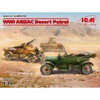 WWI ANZAC Desert Patrol 1/35