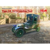 Type AG 1910 London Taxi 1/35