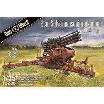 2cm Salvenmaschinenkanone SMK 18 - Typ 2 1/35