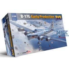 B-17G Flying Fortress - early production 1/48