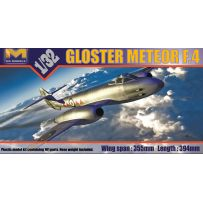 Gloster Meteor F4 1/32