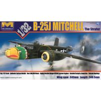 B-25J Mitchell The Strafer 1/32