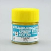 Aqueous Hobby Colors (10 ml) Yellow