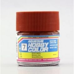 Aqueous Hobby Colors (10 ml) Brown
