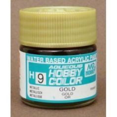 Aqueous Hobby Colors (10 ml) Gold