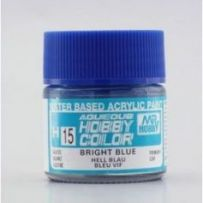Aqueous Hobby Colors (10 ml) Bright Blue