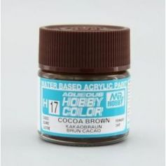 Aqueous Hobby Colors (10 ml) Cocoa Brown