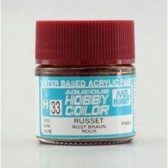 Aqueous Hobby Colors (10 ml) Russet