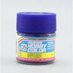Aqueous Hobby Colors (10 ml) Cobalt Blue