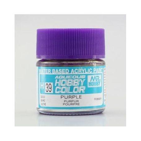 Aqueous Hobby Colors (10 ml) Purple