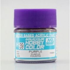 Aqueous Hobby Colors (10 ml) Purple