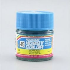 Aqueous Hobby Colors (10 ml) Light Blue
