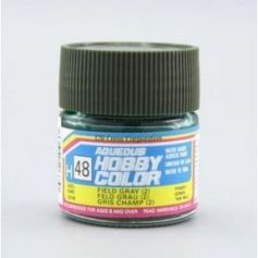 Aqueous Hobby Colors (10 ml) Field Gray (2)