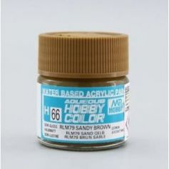 Aqueous Hobby Colors (10 ml) RLM79 Sandy Brown