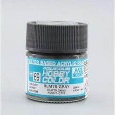 Aqueous Hobby Colors (10 ml) RLM75 Gray