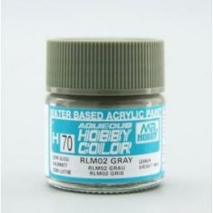 Aqueous Hobby Colors (10 ml) RLM02 Gray