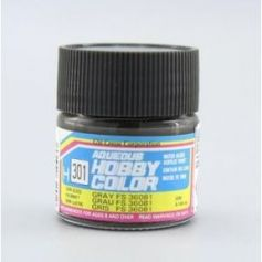 Aqueous Hobby Colors (10 ml) Gray FS 36081