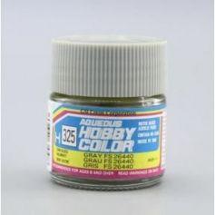 Aqueous Hobby Colors (10 ml) Gray FS 26440