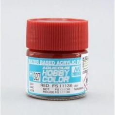 Aqueous Hobby Colors (10 ml) Red FS 11136