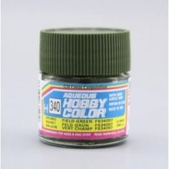 Aqueous Hobby Colors (10 ml) Field Green FS34097