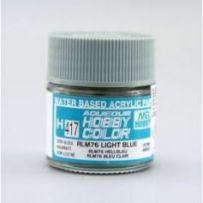 Aqueous Hobby Colors (10 ml) RLM76 Light Blue