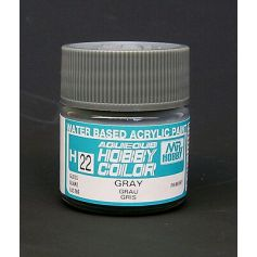 Aqueous Hobby Colors (10 ml) Gray
