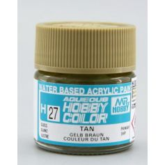 Aqueous Hobby Colors (10 ml) Tan