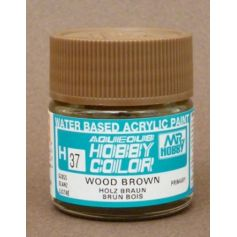 Aqueous Hobby Colors (10 ml) Wood Brown