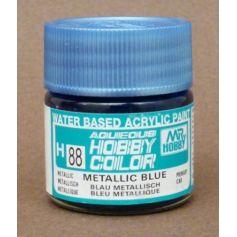 Aqueous Hobby Colors (10 ml) Metallic Blue