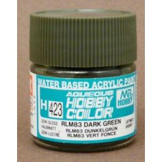 Aqueous Hobby Colors (10 ml) RLM83 Dark Green