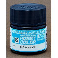 Aqueous Hobby Colors (10 ml) Soot Black