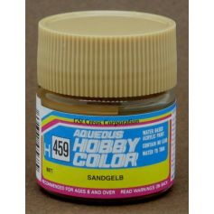 Aqueous Hobby Colors (10 ml) Sand Yellow