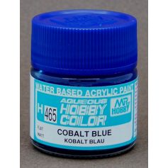 Aqueous Hobby Colors (10 ml) Cobalt Blue
