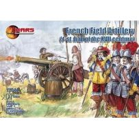 French Field Artillery I.half of XVII 1/72
