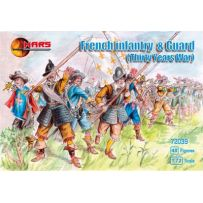 French Infantry & guard 1/72