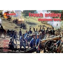 French artillery Napoleonic Wars 1/72