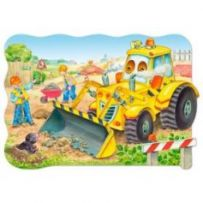 Bulldozer in actionPuzzle 20