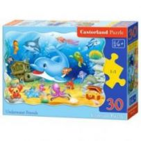 Underwater Friends Puzzle 30